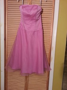 Alfred Angelo Pink Sorbet 6303 Dress