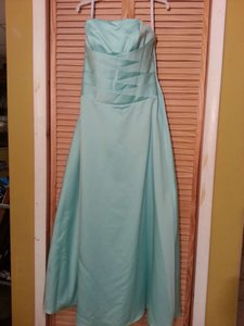 Alfred Angelo Seafoam 6333 Dress