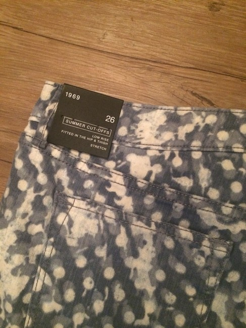Gap Shorts Blue And White