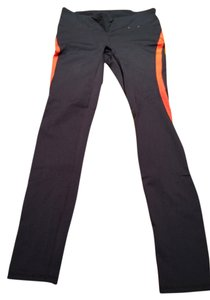 GapFit GapFit Black with Orange Strip Workout Pants
