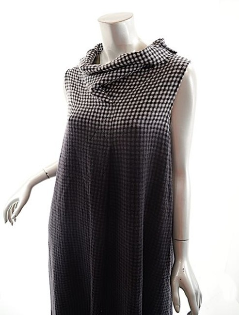 Black & White Maxi Dress by CREA Concept