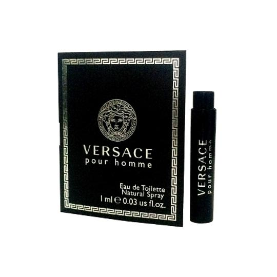 Versace 2 Versace Pour Homme EDT Sample .03oz/1mL