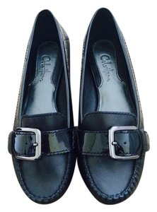 Cole Haan Black/Patent Flats - item med img
