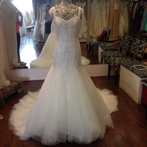 Sophia Tolli Y 21438 Wedding Dress