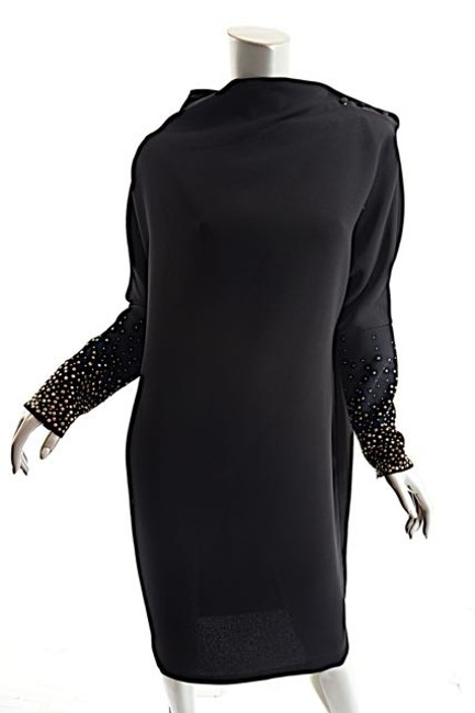 Black Maxi Dress by EMMELLE by Mi Jong Lee