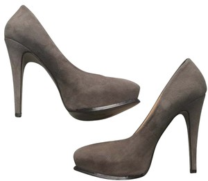 Guess Grey Suede Pumps