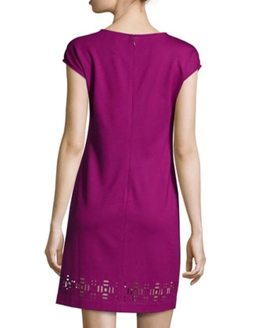 Catherine Malandrino short dress Fuchsia on Tradesy