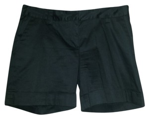 Ellen Tracy Cuffed Shorts Black
