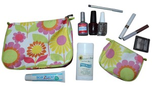 Clinique Clinique Cosmetic Bag Set w/ OPI Nail Polish Cover Girl Rimmel London and MORE