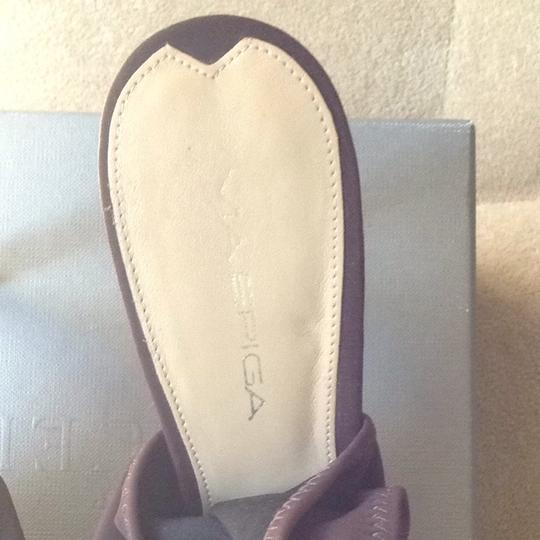 Via Spiga Dark Brown Sandals