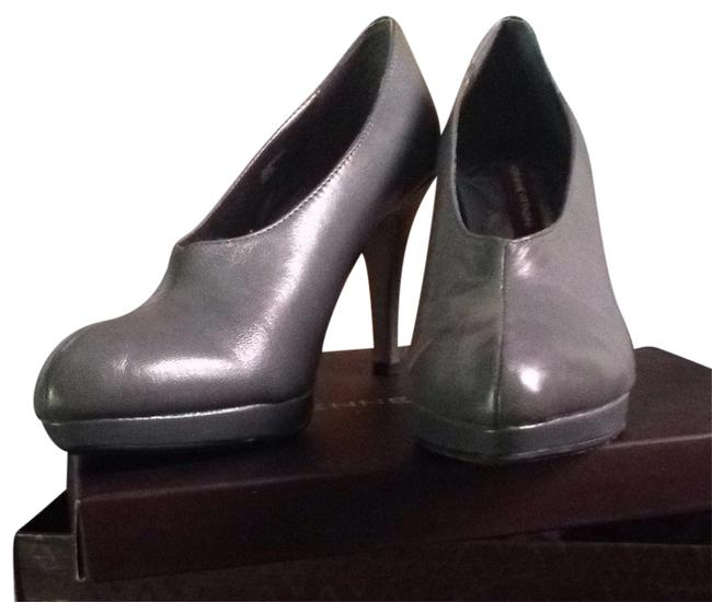 Adrienne Vittadini Grey Pierre Boots/Booties Size US 7.5 Regular (M, B) Adrienne Vittadini Grey Pierre Boots/Booties Size US 7.5 Regular (M, B) Image 1