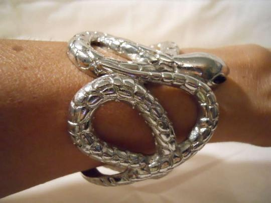Other RESERVED FOR ASHLEY Hinged snake bangle bracelet