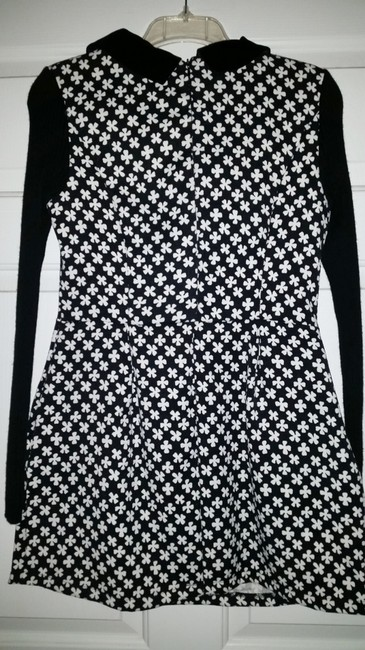 Other short dress Black & White on Tradesy