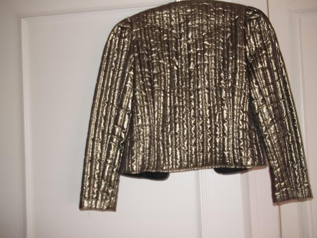 Jaff by Carol Anderson Greenish Gold Jacket