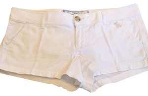 Abercrombie & Fitch Shorts White