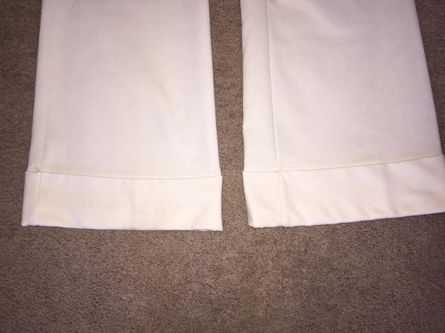 Express Wide Leg Pants White