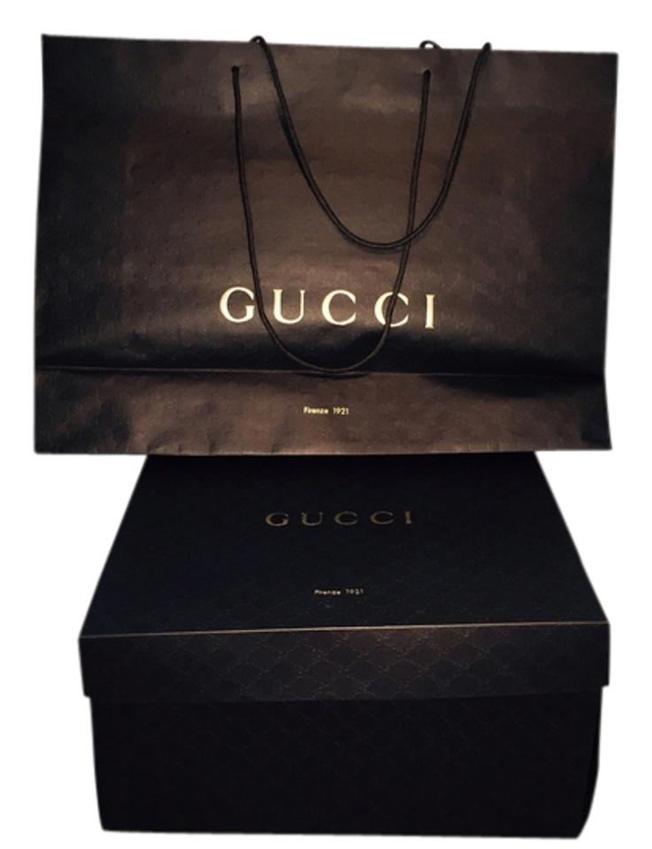 76ae28c634f6 Gucci Gucci Large Gift Box, Shopping Bag, and Tissue Image 0 ...