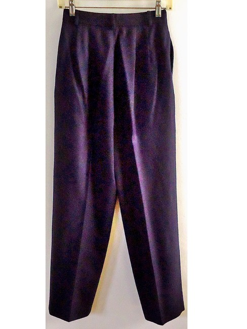 Smooth Premier Wool Lined Trouser Pants blue