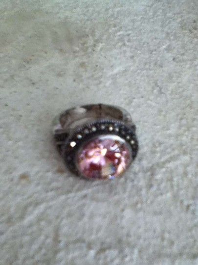 Other Silver rhinestone ring