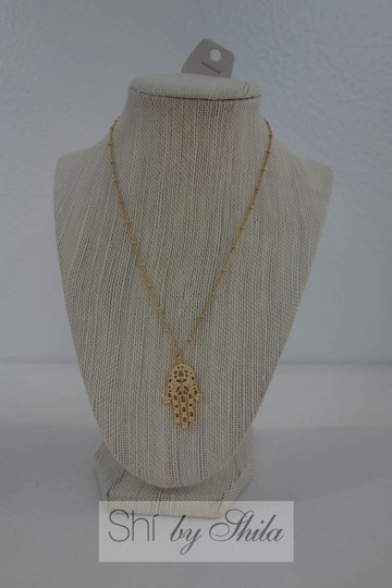 Other Hamsa Necklace
