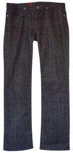 AG Adriano Goldschmied The Kiss Straight Leg Jeans-Dark Rinse