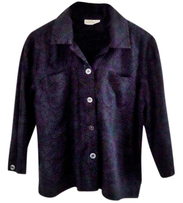 Preload https://img-static.tradesy.com/item/3398314/marsh-landing-black-button-down-top-size-8-m-0-0-650-650.jpg
