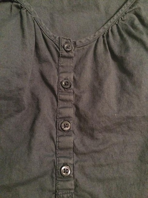 American Eagle Outfitters Top navy