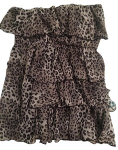 Rue 21 Top cheetah print