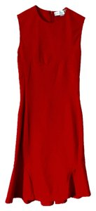 Stella McCartney Pleated Pleated Hem Dress