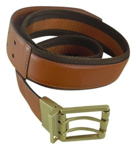 Gucci Gucci reversible leather belt 85/34