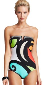 Trina Turk Resort Spa POP WAVE Bandeau