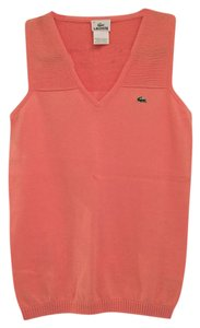 Lacoste Sleeveless Vest Sweater