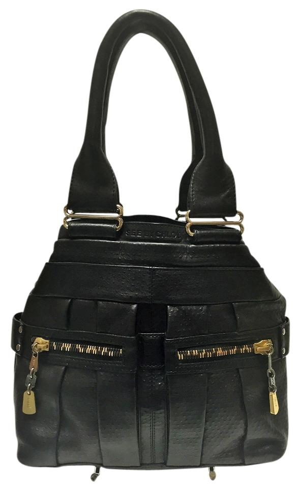 chloe metallic day tripper bag