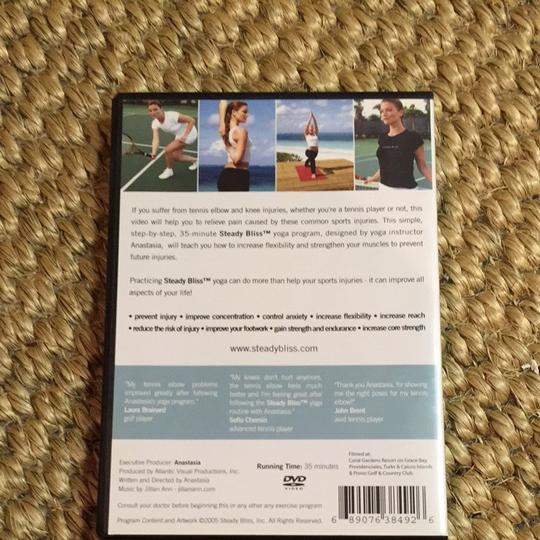 DVD Yoga DVD For Tennis Elbow And Bad Knees
