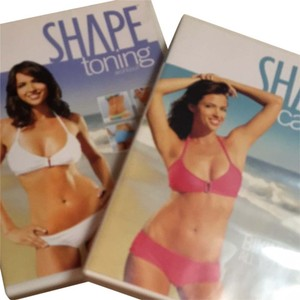 DVD DVD Shape Toning And Cardio