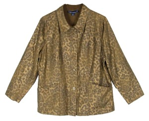 Susan Graver Brown Jacket