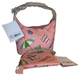 Dooney & Bourke Retired Pattern Brand New And Wallet Both With Tags Never Used Hobo Bag