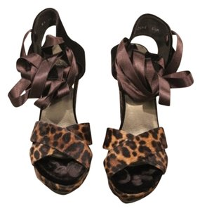 Theodora & Callum Animal Wedges