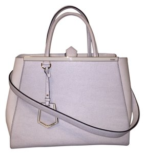 Fendi 2jours 2jours Tote in White