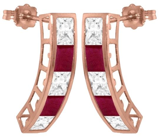 Preload https://item1.tradesy.com/images/rose-gold-red-white-47-ct-14k-solid-natural-topaz-and-ruby-earrings-3403360-0-0.jpg?width=440&height=440