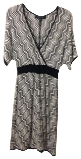Preload https://item5.tradesy.com/images/nine-west-black-and-white-knee-length-short-casual-dress-size-12-l-34034-0-0.jpg?width=400&height=650