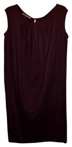short dress Plum on Tradesy