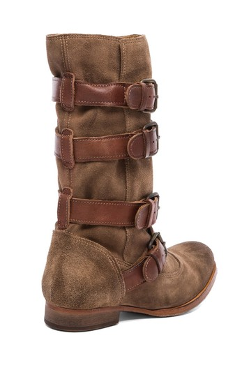 H by Hudson Beige Boots