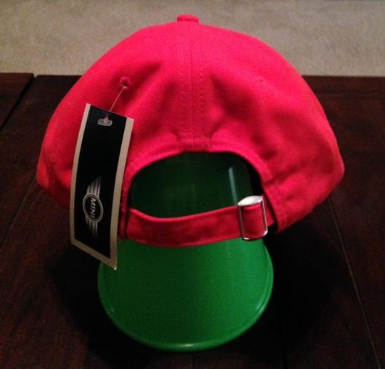 Other Red Mini Cooper baseball cap, never been worn