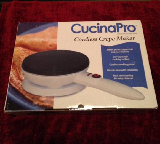 Cucinapro Cordless Crepe Maker