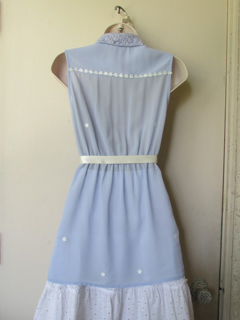 Other Top Baby Blue