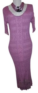 Kroshetta Crochet Dress