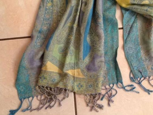 Other Print Shawl