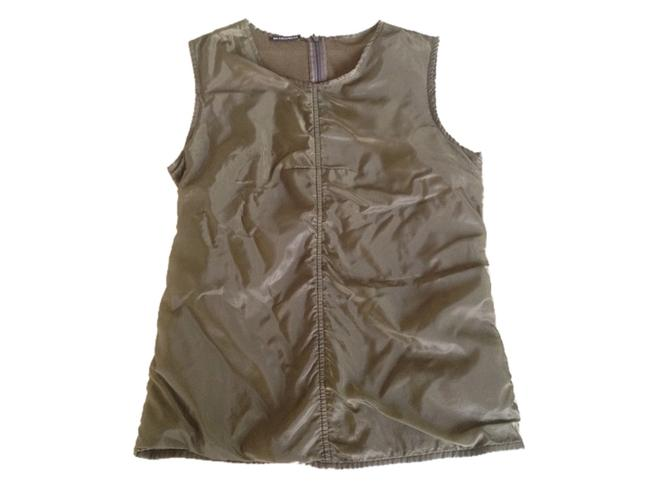 Preload https://item2.tradesy.com/images/ann-demeulemeester-olive-green-40-blouse-size-6-s-3405706-0-0.jpg?width=400&height=650
