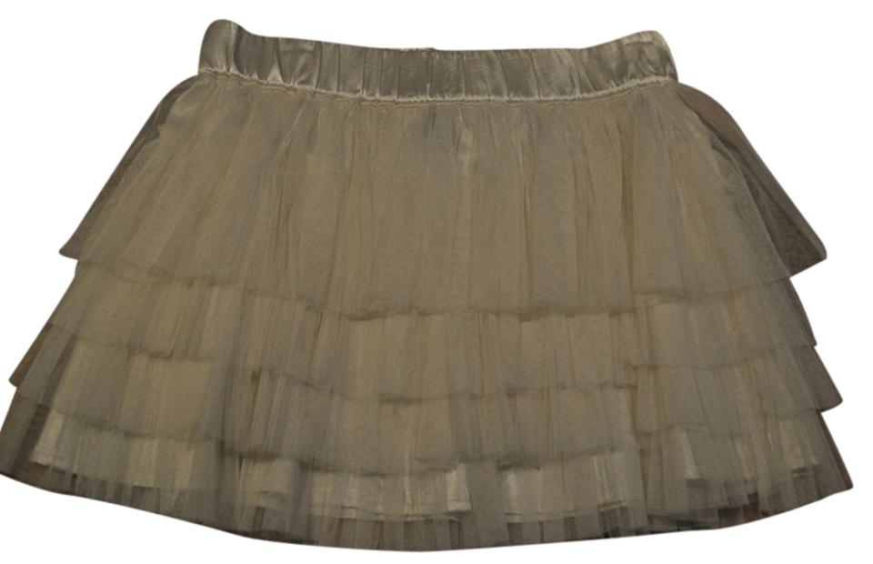 870f27712 Divided by H&M Off White Skirt Size 6 (S, 28) - Tradesy